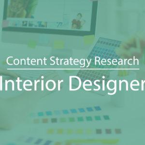 Content Strategy for Interior Designer Lead Gen